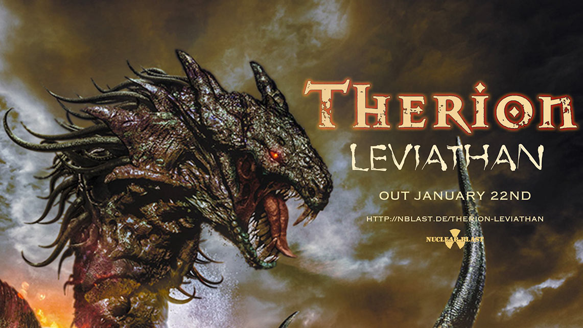 Therion: Leviathan // Nuclear Blast