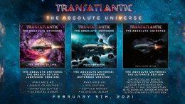 Transatlantic publica el primer single de 'The Absolute Universe'