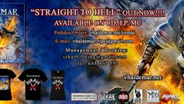 Vhäldemar: Straight To Hell // Fighter Records