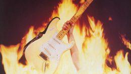 Se cumplen más de 30 años del debut del vikingo de las Stratocaster