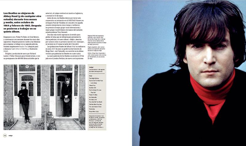 Los discos de The Beatles, por Brian Southall