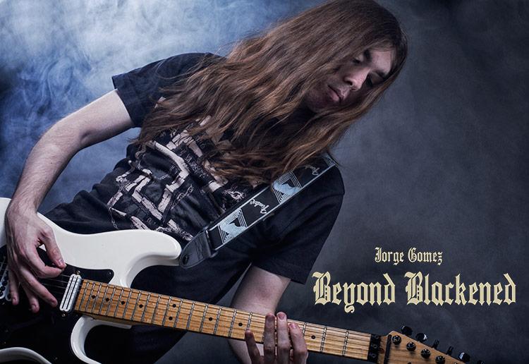 Entrevista al guitarrista Jorge Gómez