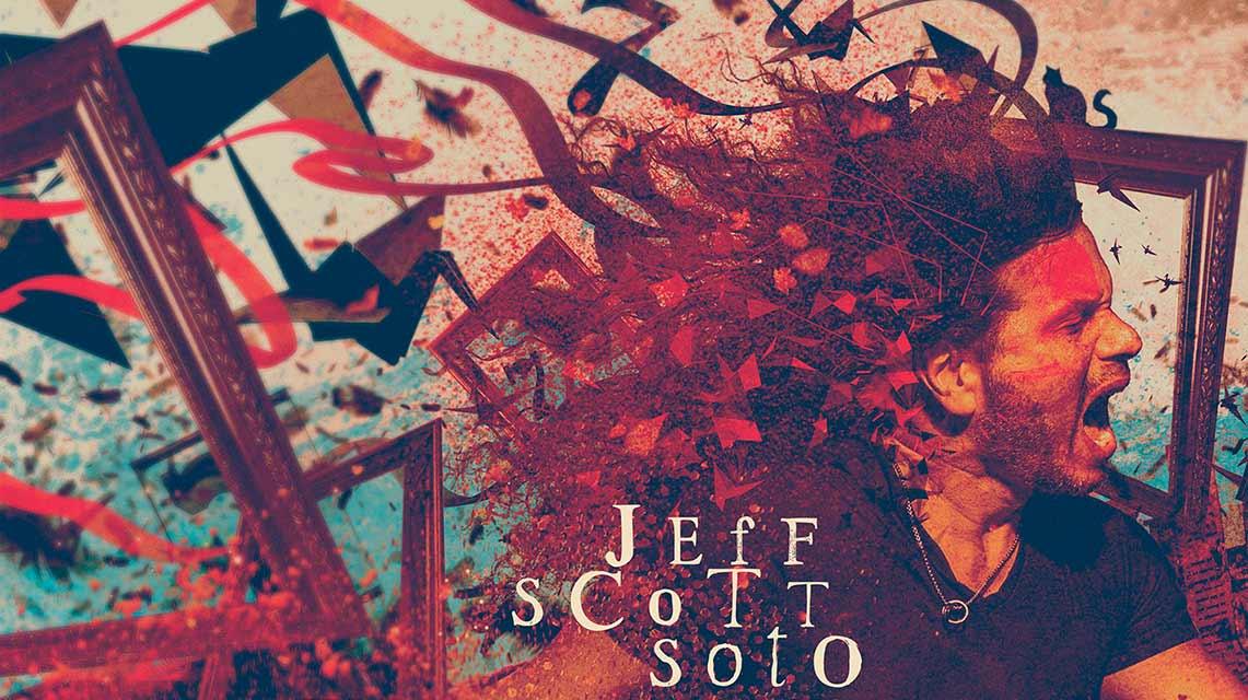 Jeff Scott Soto: Wide Awake (In My Dreamland) // Frontiers Music