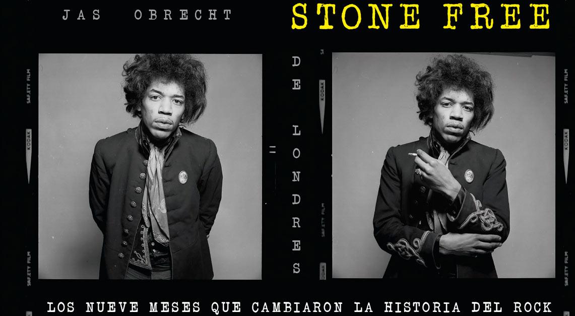 Stone Free – Jas Obrecht // Libros Cúpula
