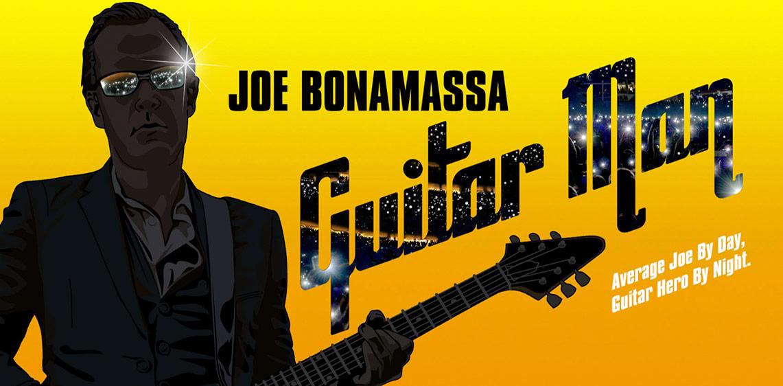 Guitar Man, el documental de Joe Bonamassa