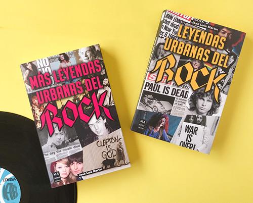 Redbook edita un nuevo volumen de Leyendas Urbanas del Rock
