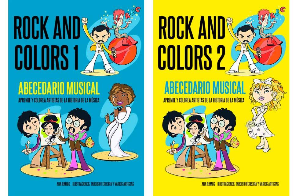 Rock and Colors, para los más pequeños…