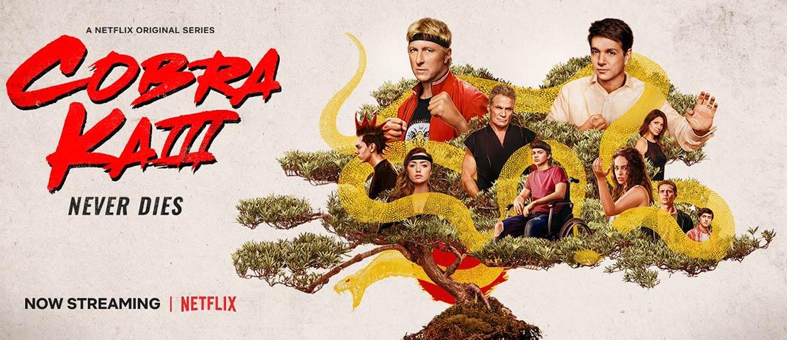 Más Hard Rock para la tercera temporada de Cobra Kai