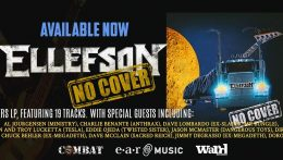 Ellefson: No cover // earMUSIC