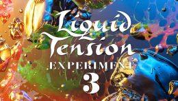 Detalles del nuevo disco de Liquid Tension Experiment