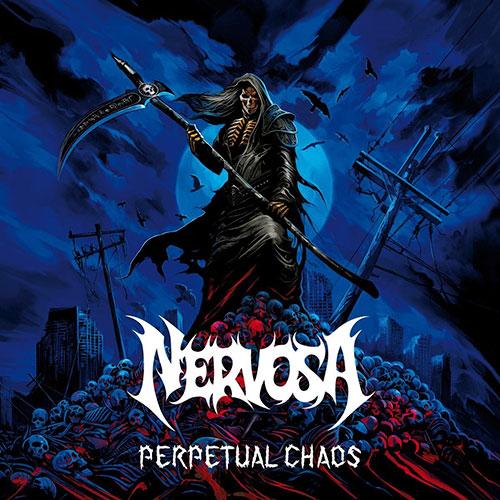 """""""Perpetual Chaos"""" de Nervosa, ya a la venta"""