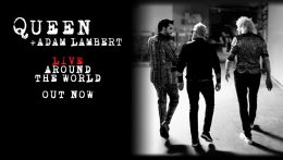 QUEEN + Adam Lambert: Live around the world // EMI Music