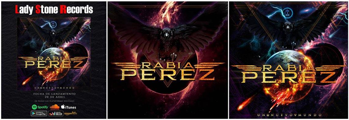 Rabia Pérez con Lady Stone Music