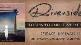 Riverside: Lost'n'found. Live in Tilburg // Inside Out Music