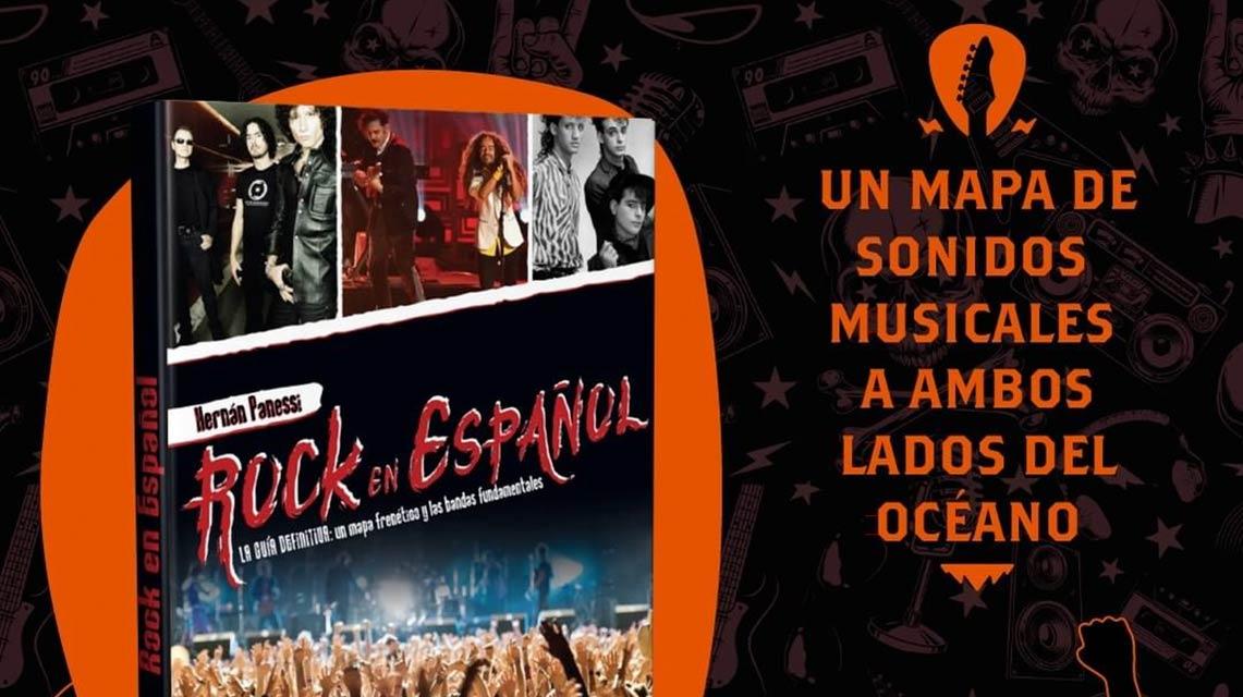 El libro definitivo del «Rock en Español»