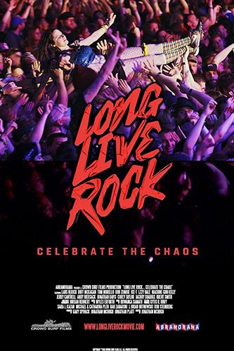 """""""Long Live Rock…"""" documental que veremos en Marzo"""