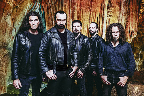 Moonspell: Hermitage // Napalm Records