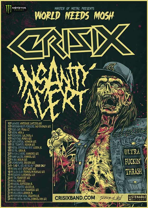Thyrant, Knightsune, Crisix, FM, Sweet Oblivion...