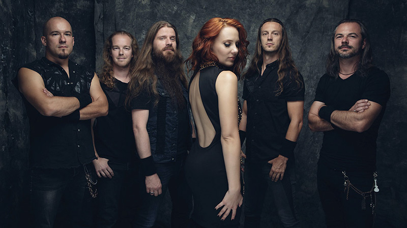 "Interview with Mark Jansen from Epica, about ""Omega"""