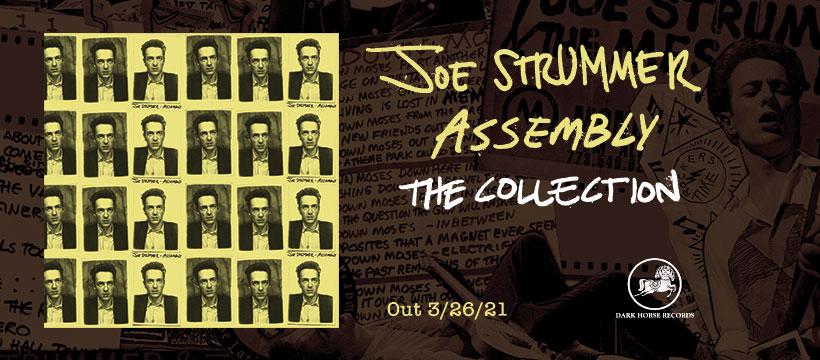 Recopilatorio del lider de The Clash, Joe Strummer