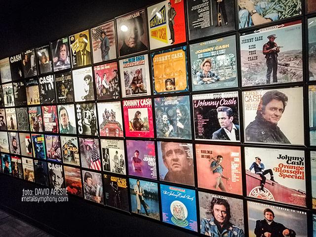 Visita por el Johnny Cash Museum de Nashville, TN