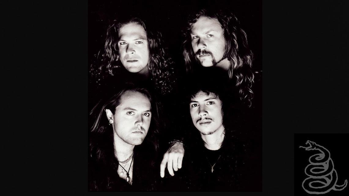 El «Black Album» de Metallica llega a los 30 años