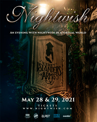 Cambio de fechas para los 'An Evening...' de Nightwish
