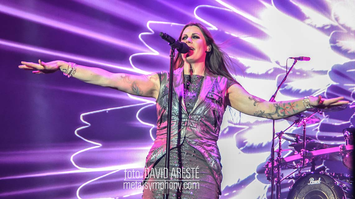 Cambio de fechas para los 'An Evening…' de Nightwish