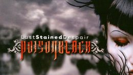 Lust Stained Despair de Poisonblack, vinilo por sus 15 años