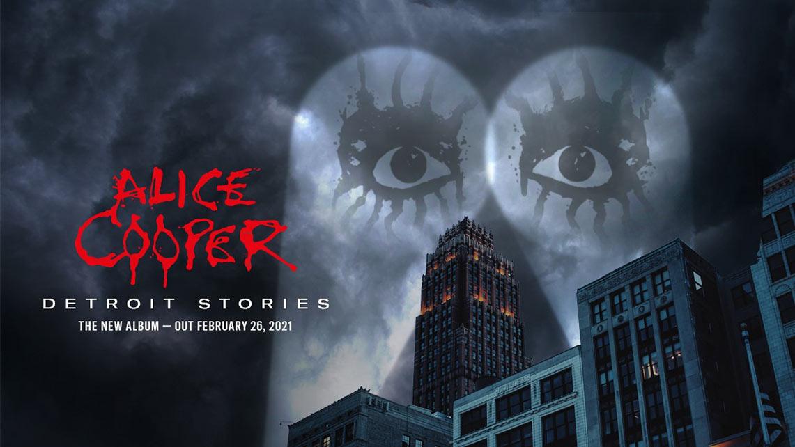 Alice Cooper: Detroit Stories // earMUSIC