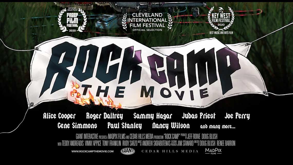 «Rock Camp The Movie» ya disponible
