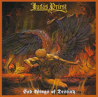"45 años para el ""Sad Wings of Destiny"" de Judas Priest"