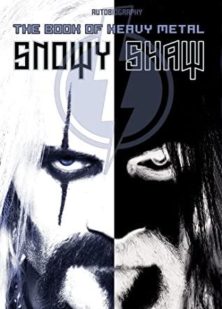 Snowy Shaw nos habla de su autobiografía