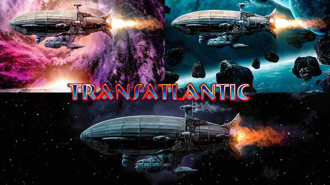 Transatlantic: The Absolute Universe // Inside Out Music