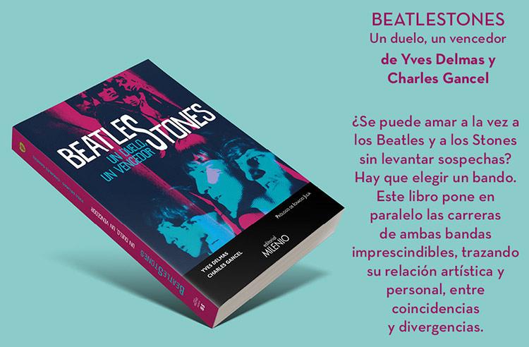 """""""BeatleStones. Un duelo, un vencedor"""" ya a la venta"""