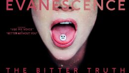 Evanescence: The Bitter Truth // Sony Music