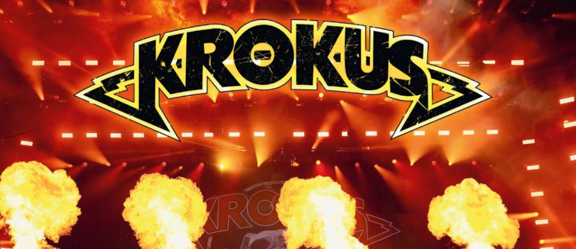 Krokus: Adios Amigos – Live @ Wacken // Sony Music