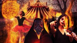 Labyrinth: Welcome to the Absurd Circus // Frontiers Music