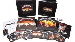 35 años para la obra cumbre de Metallica, Master of Puppets