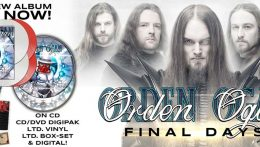 Orden Ogan: Final Days // AFM Records