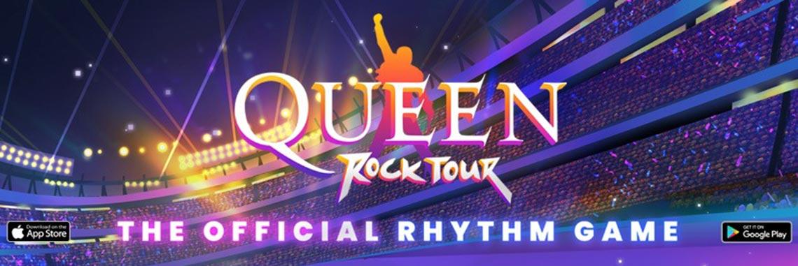 «Queen Rock Tour», primera app oficial de Queen