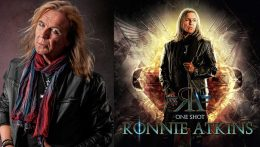 Ronnie Atkins: One Shot // Frontiers Music