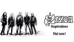 Saxon: Inspirations // Silver Lining Music
