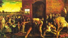 """30 años para el asombroso """"Slave to the Grind"""" de Skid Row"""