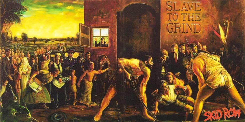30 años para el asombroso «Slave to the Grind» de Skid Row