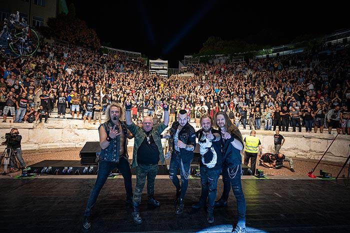 U.D.O: Live In Bulgaria 2020 - Pandemic Survival Show // AFM Records