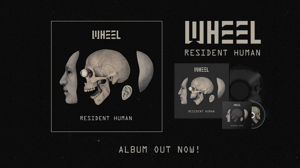 Wheel: Resident Human // OMN Label Services