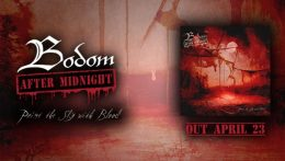 Bodom After Midnight: Paint The Sky With Blood // Napalm Records