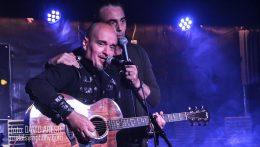 Alberto Rionda y Alirio Netto se presentaron en formato acústico en Madrid