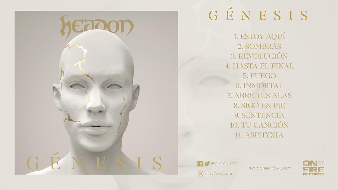 Entrevista a Headon sobre Génesis